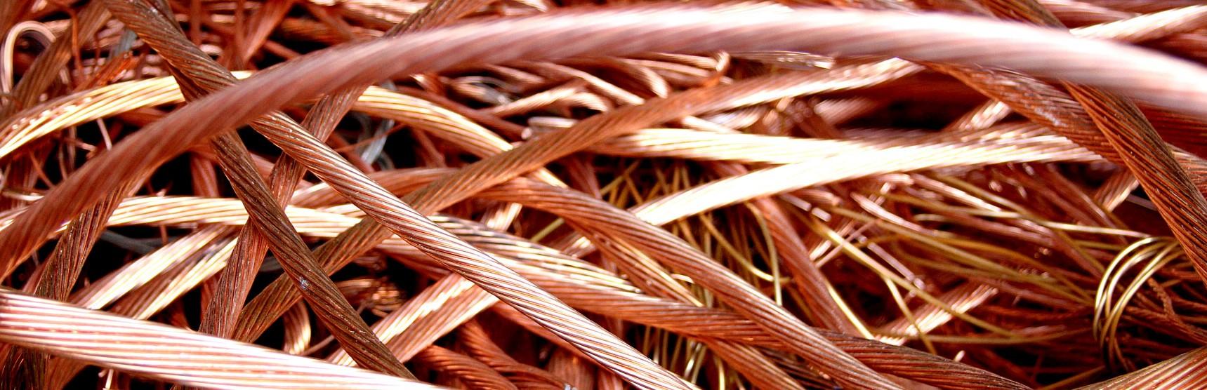 Non-Ferrous Metals - Ferris Processing & Trading - Scrap Metal